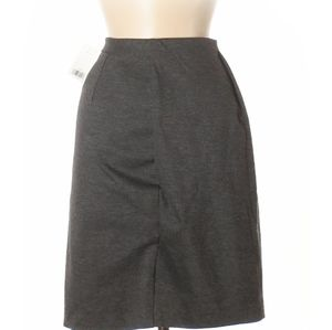 Banana Republic Gray Pencil Skirt